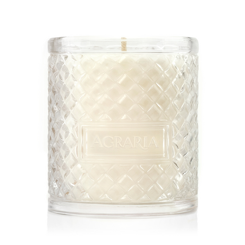 Lavender & Rosemary Crystal Candle