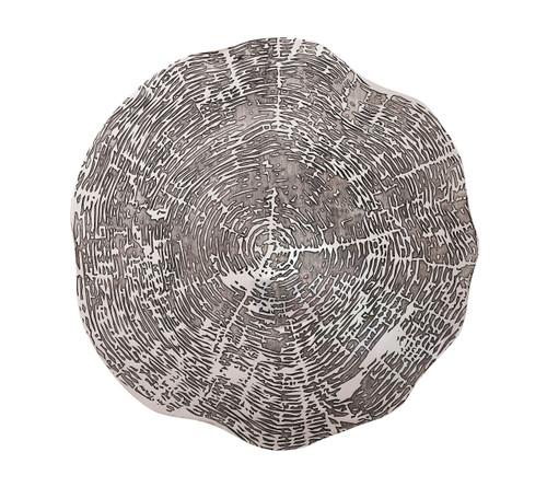 Kim Seybert Timber Placemat Silver