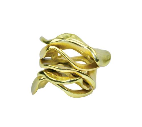 Kim Seybert Napkin Ring Flux