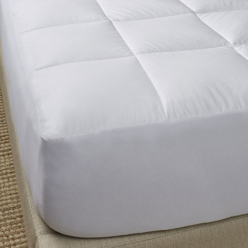 Scandia Home Bergen Down-Free Mattress Pad