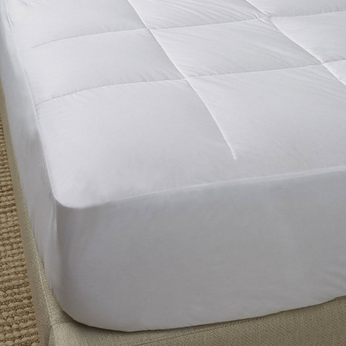 Scandia Home Mattress Pad Down Filled