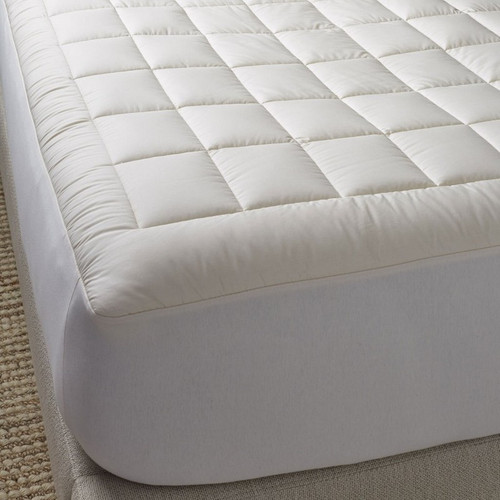 Scandia Down Mattress Pad Merino Wool