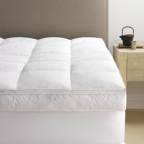 Scandia Home Pillowtop Featherbed