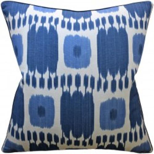 Ryan Studio Decorative Pillow Kandira Blues