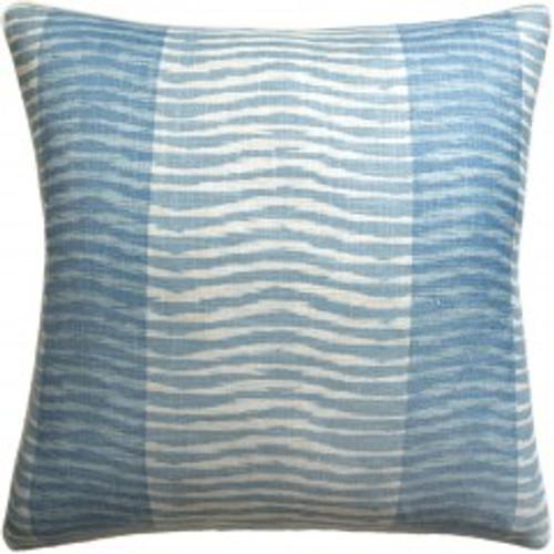 Ryan Studio Decorative Pillow Wavelet Aqua