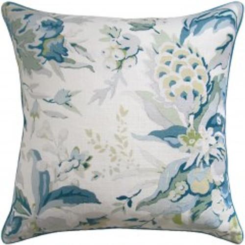 Ryan Studio Decorative Pillow Horsehoe Bay Aqua/Green