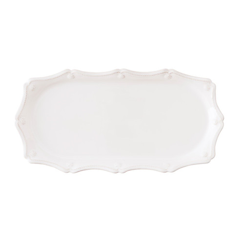 Juliska Berry & Thread Whitewash Hostess Tray