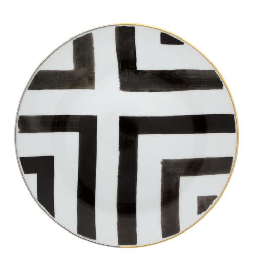 "Christian La Croix Sol & Sombra Dessert/Salad plate 9.5"""