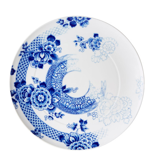 "Vista Alegre Blue Ming Serving Plate 15"""
