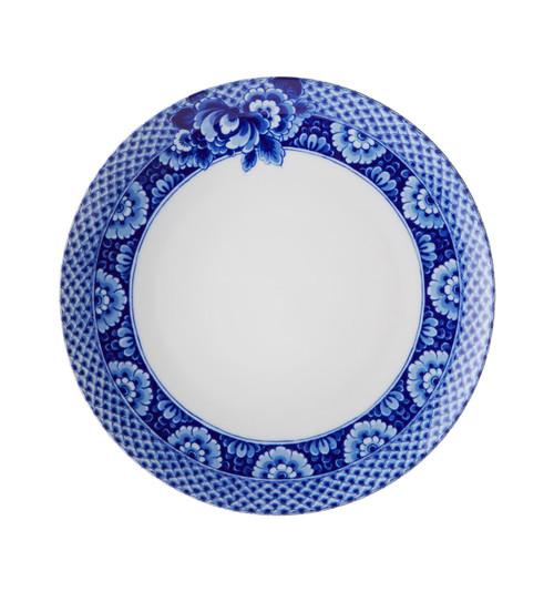 "Vista Alegre Blue Ming Dinner plate 11"""