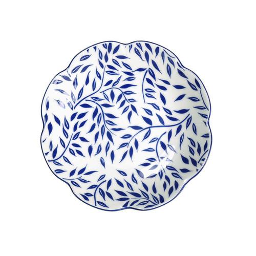 """Royal Limoges Olivier Blue Soup/Cereal Bowl 7.5"""""""