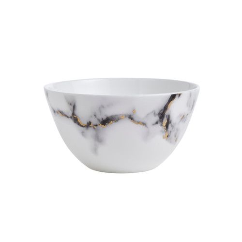 "Prouna Marble Venice Fog - 6"" Cereal Bowl"