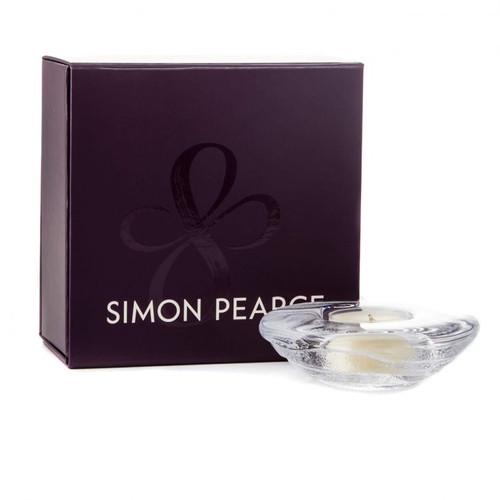 Simon Pearce Thetford Tealight