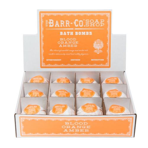 Barr-Co Bath Bomb Blood Orange Amber 4.3 oz