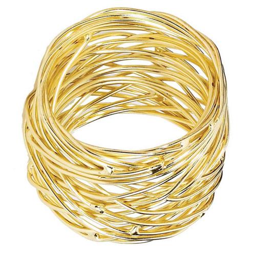 Bodrum Tara Napkin Ring