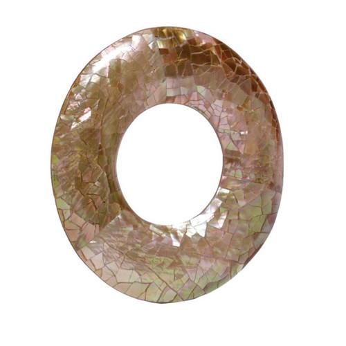 Bodrum Shell Disk Napkin Ring