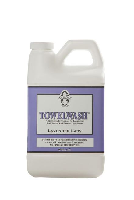 Le Blanc Lavender Towelwash - 64 oz.