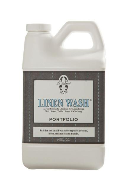 Le Blanc Portfolio Linen Wash - 64 oz.