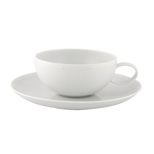 Vista Alegre Eternal Tea Cup & Saucer