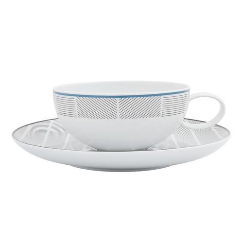 Vista Alegre Orquestra Tea Cup & Saucer