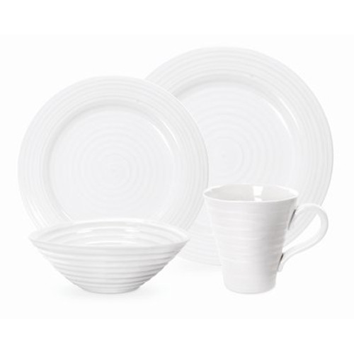 Sophie Conran 4 Piece Placesetting - White