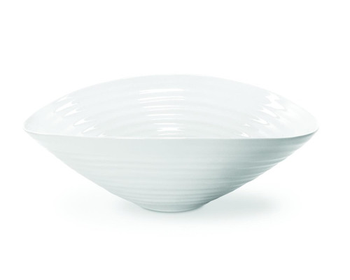 "Sophie Conran White 13"" Salad Bowl"