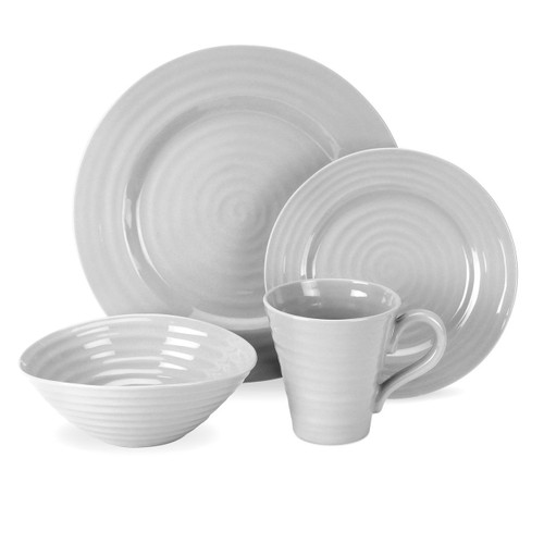 Sophie Conran 4 Piece Placesetting - Grey
