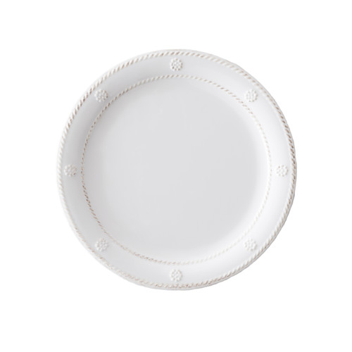 Juliska Berry & Thread Melamine Salad Plate, Set of 8