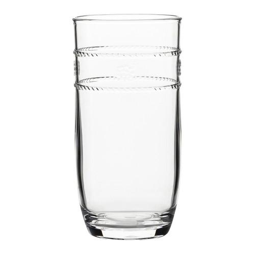 Juliska Isabella Acrylic Large Beverage, Set of 8