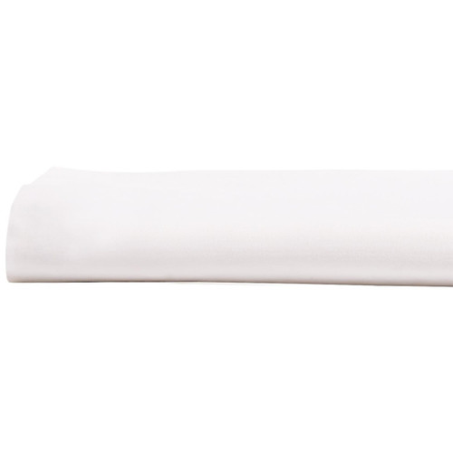 John Robshaw White Fitted Sheet