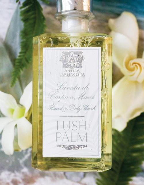 Antica Farmacista Lush Palm - Hand & Body Wash