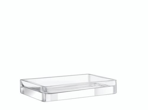 "LSA Modular Vase Clear - 2"" Height"