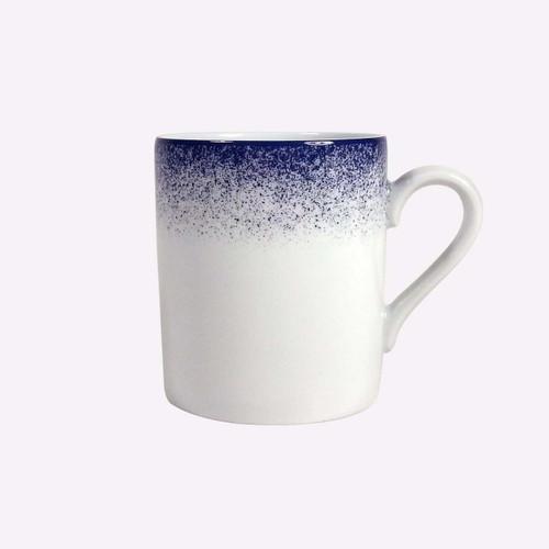 Royal Limoges Fire Blue Mug