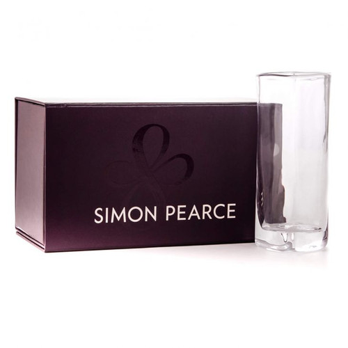 Simon Pearce Highgate Heart Bud Vase in Gift Box