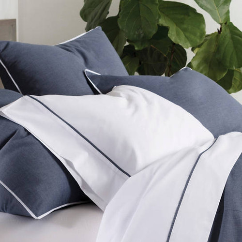 Pine Cone Hill Bed 101 Chambray Sham