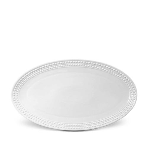 L'Objet Perlee Oval Platter