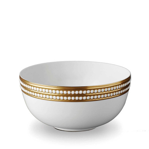 L'Objet Perlee Serving Bowl