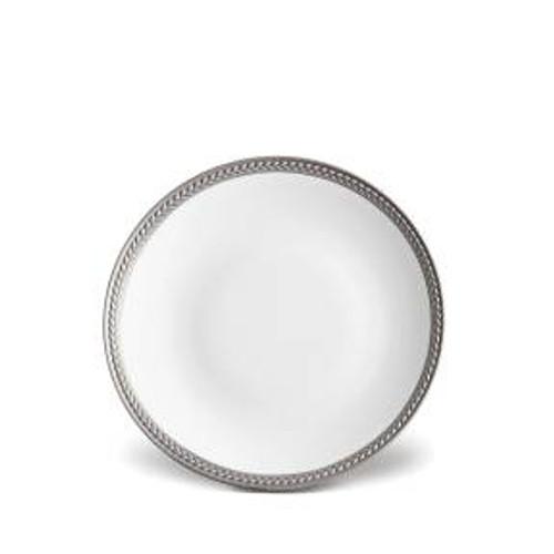 L'Objet Soie Tressée Bread + Butter Plate