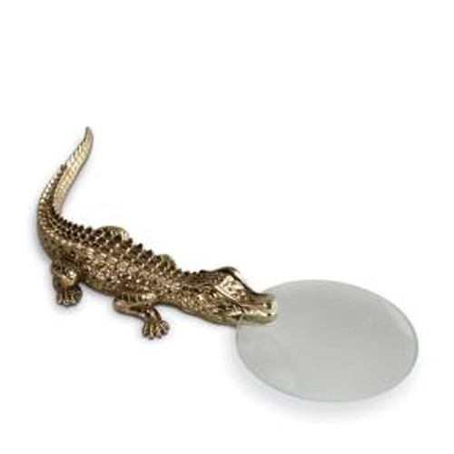 L'Objet Crocodile Magnifying Glass