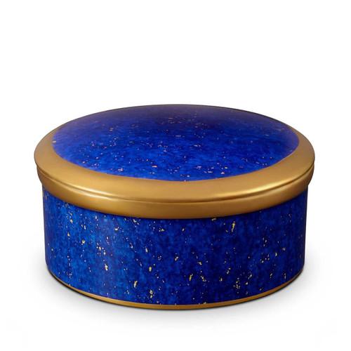 L'Objet Lapis Round Box