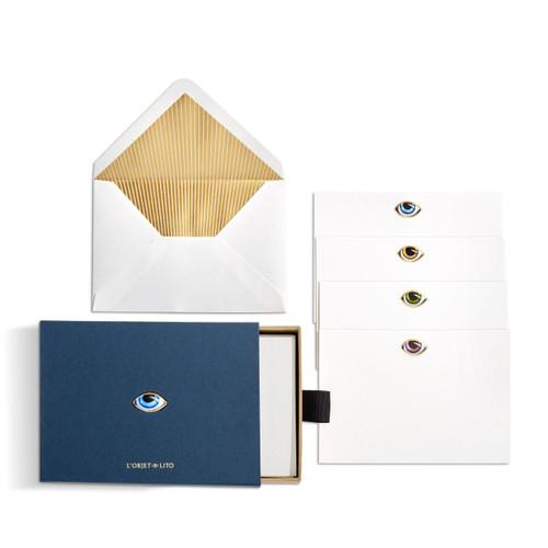 L'Objet Lito Stationery Box (Set of 12)