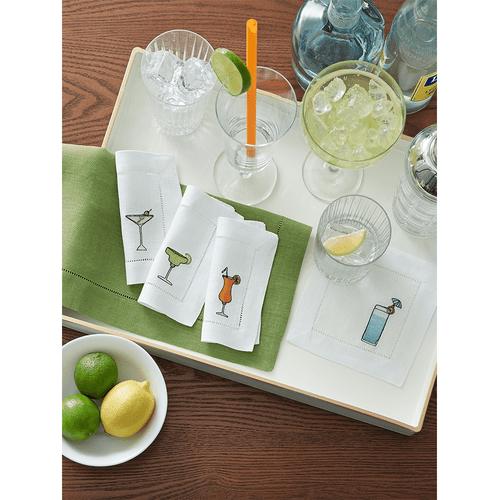Sferra Bevande Cocktail Napkins