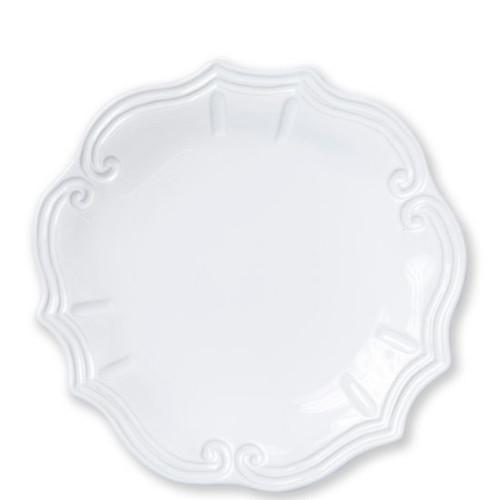 Vietri Incanto Stone Baroque Dinner Plate