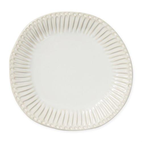 Vietri Incanto Stone Stripe Dinner Plate