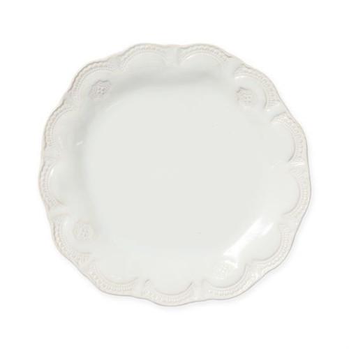 Vietri Incanto Stone Lace Salad Plate