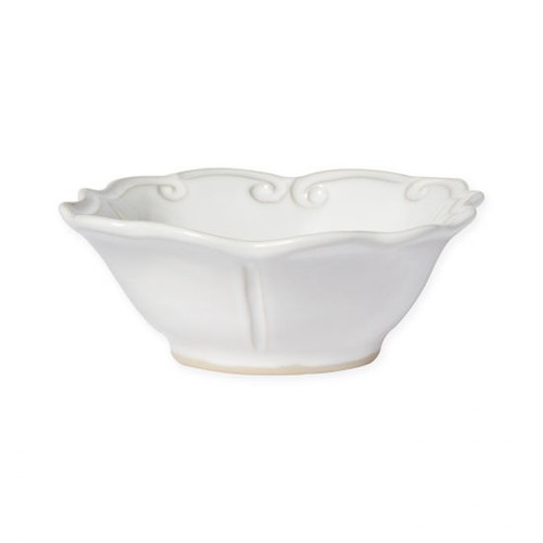 Vietri Incanto Stone Baroque Cereal Bowl