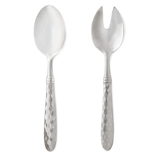 Vietri Martellato Salad Server Set