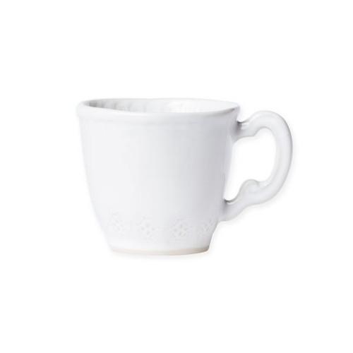 Vietri Incanto Stone Lace Mug