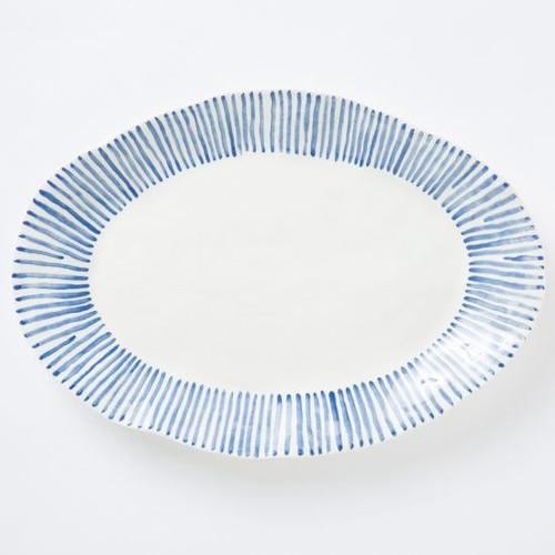 Vietri Modello Oval Platter