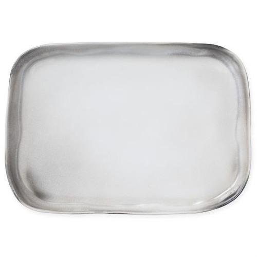 Vietri Aurora Ash Rectangular Platter